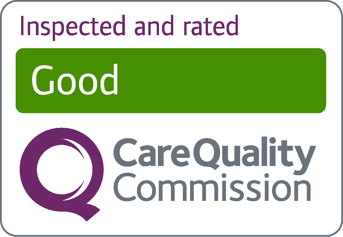 St Mary's Court are Rated GOOD by the CQC