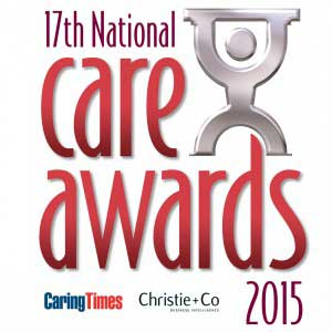 The National Care Awards logo