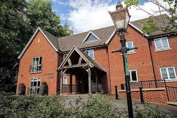 St Mary's Court care home near Braintree